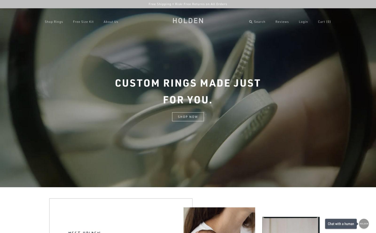 Holden Screenshot Thumbnail
