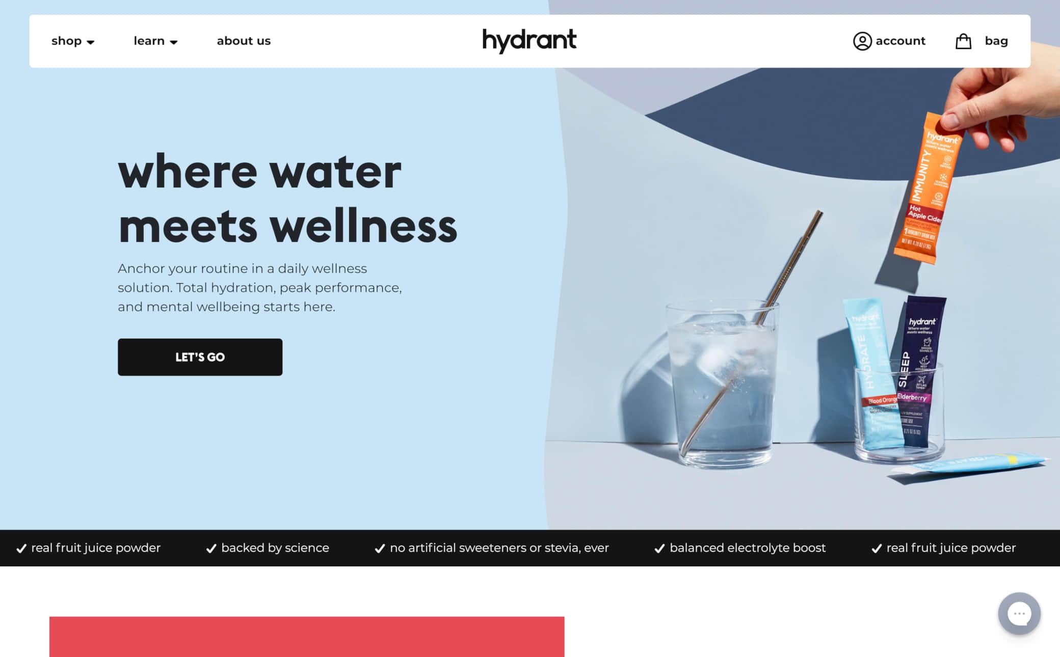 Hydrant Screenshot Main