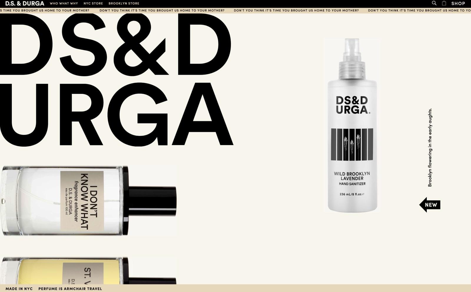 D.S. & DURGA Screenshot Thumbnail