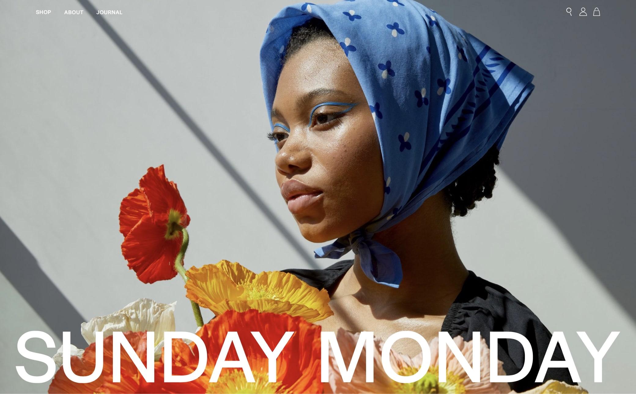 Sunday Monday Screenshot Main