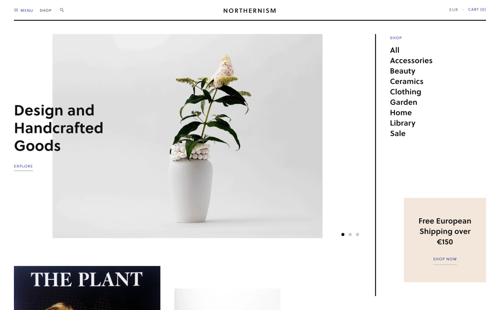 Northernism Screenshot Thumbnail