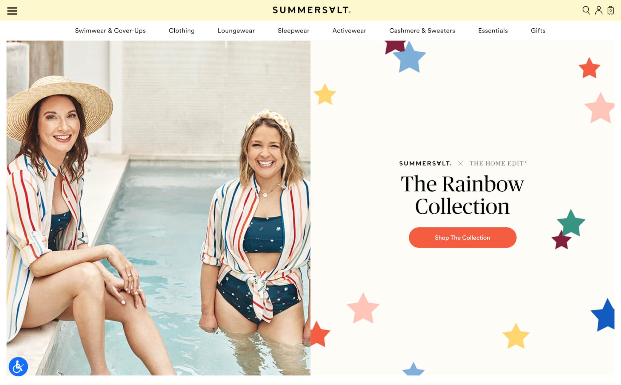 Summersalt Screenshot Main