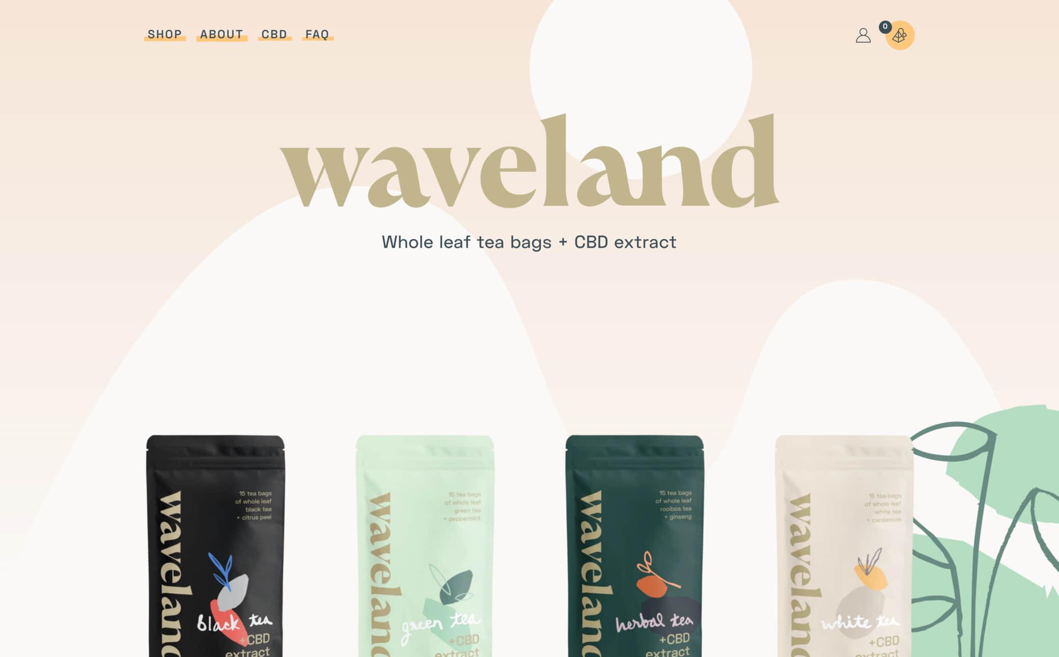 Waveland Screenshot Main