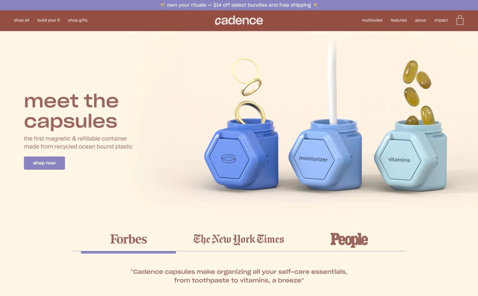 Cadence Screenshot Thumbnail