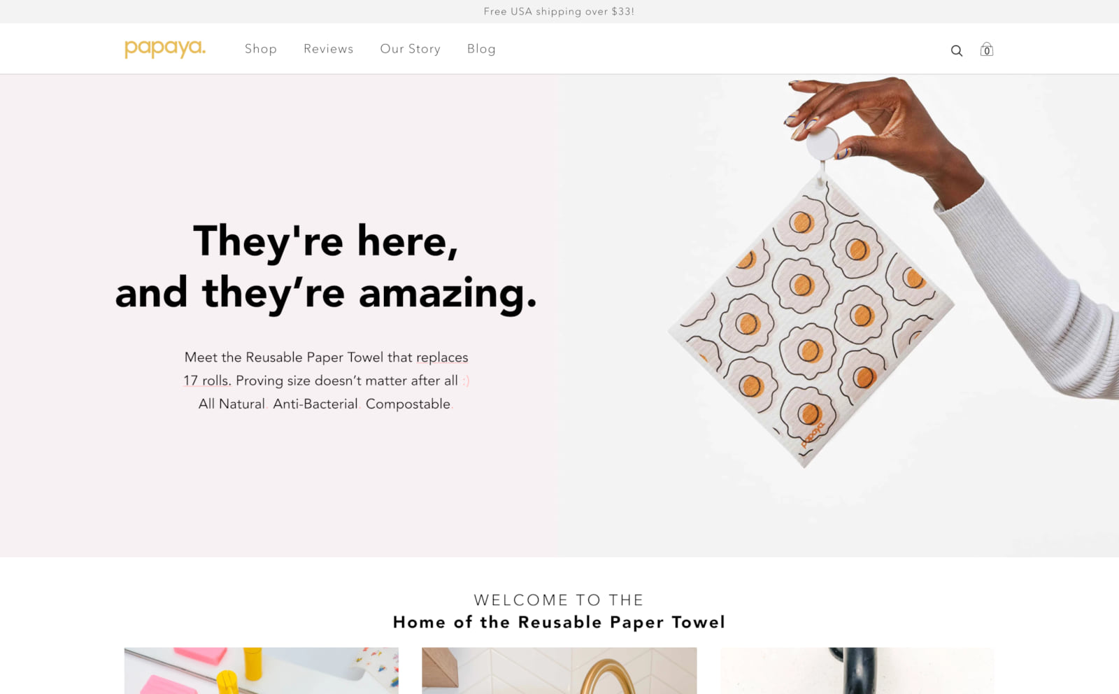 Papaya Screenshot Thumbnail