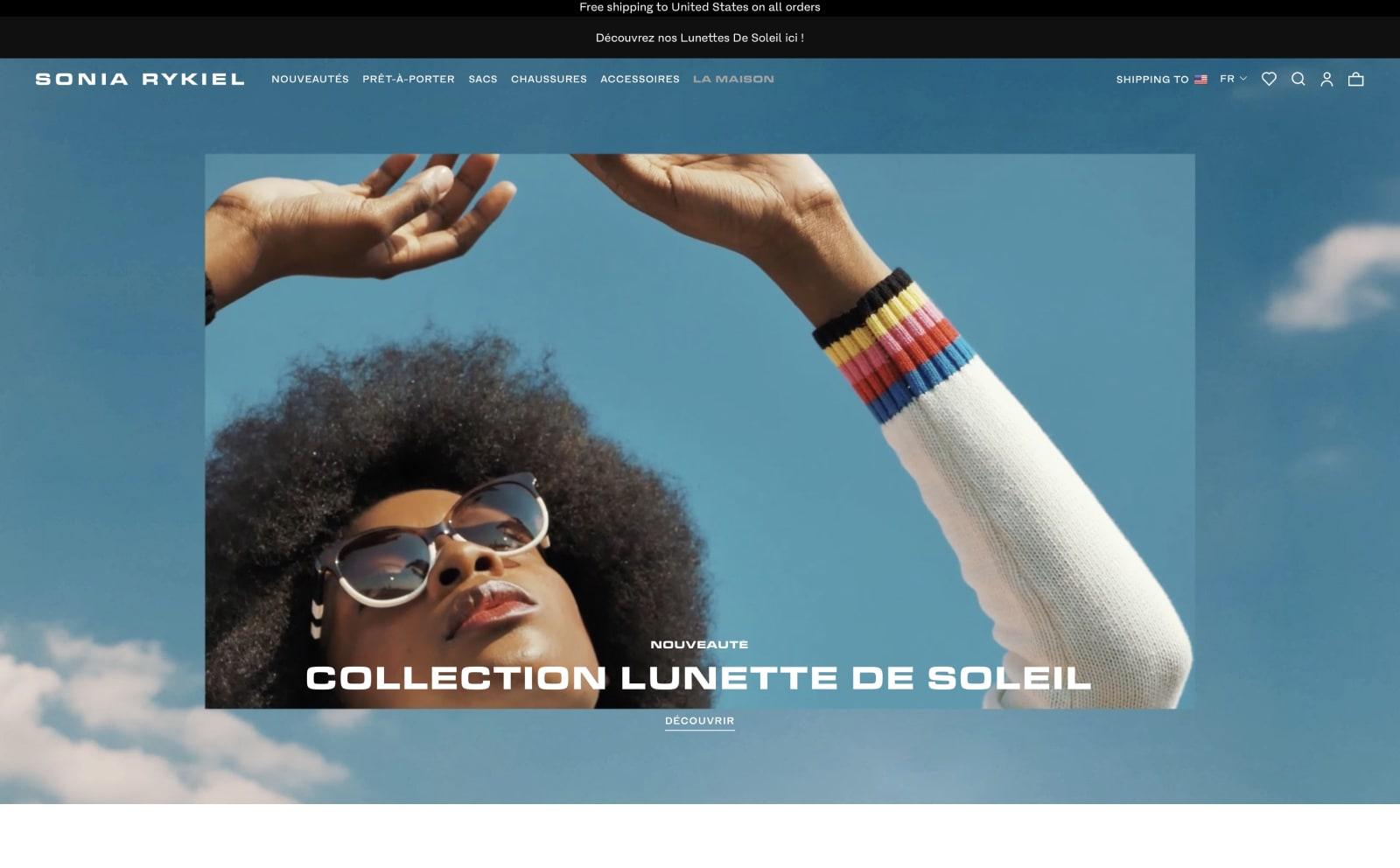 Sonia Rykiel Screenshot Thumbnail