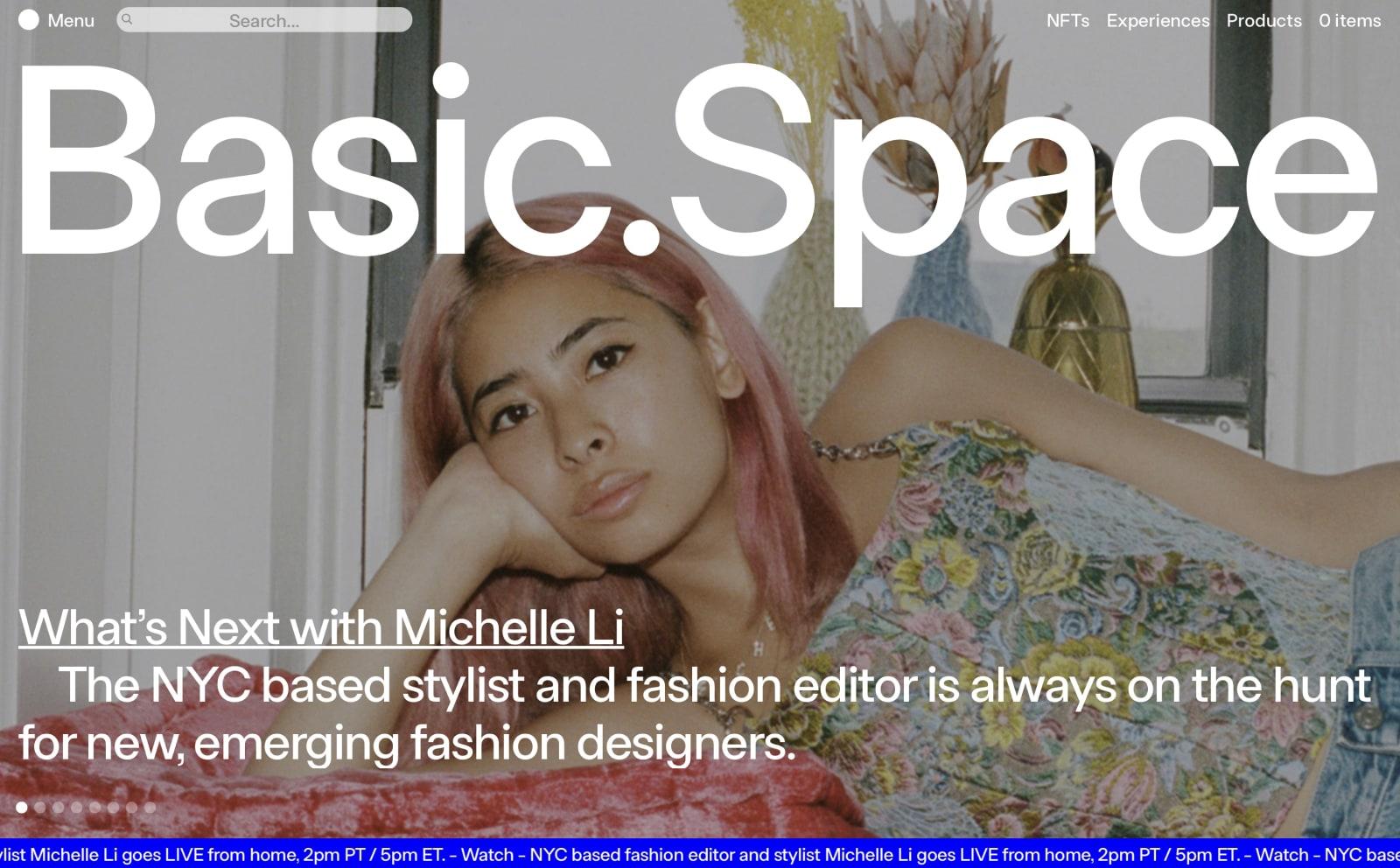 Basic Space Screenshot Thumbnail