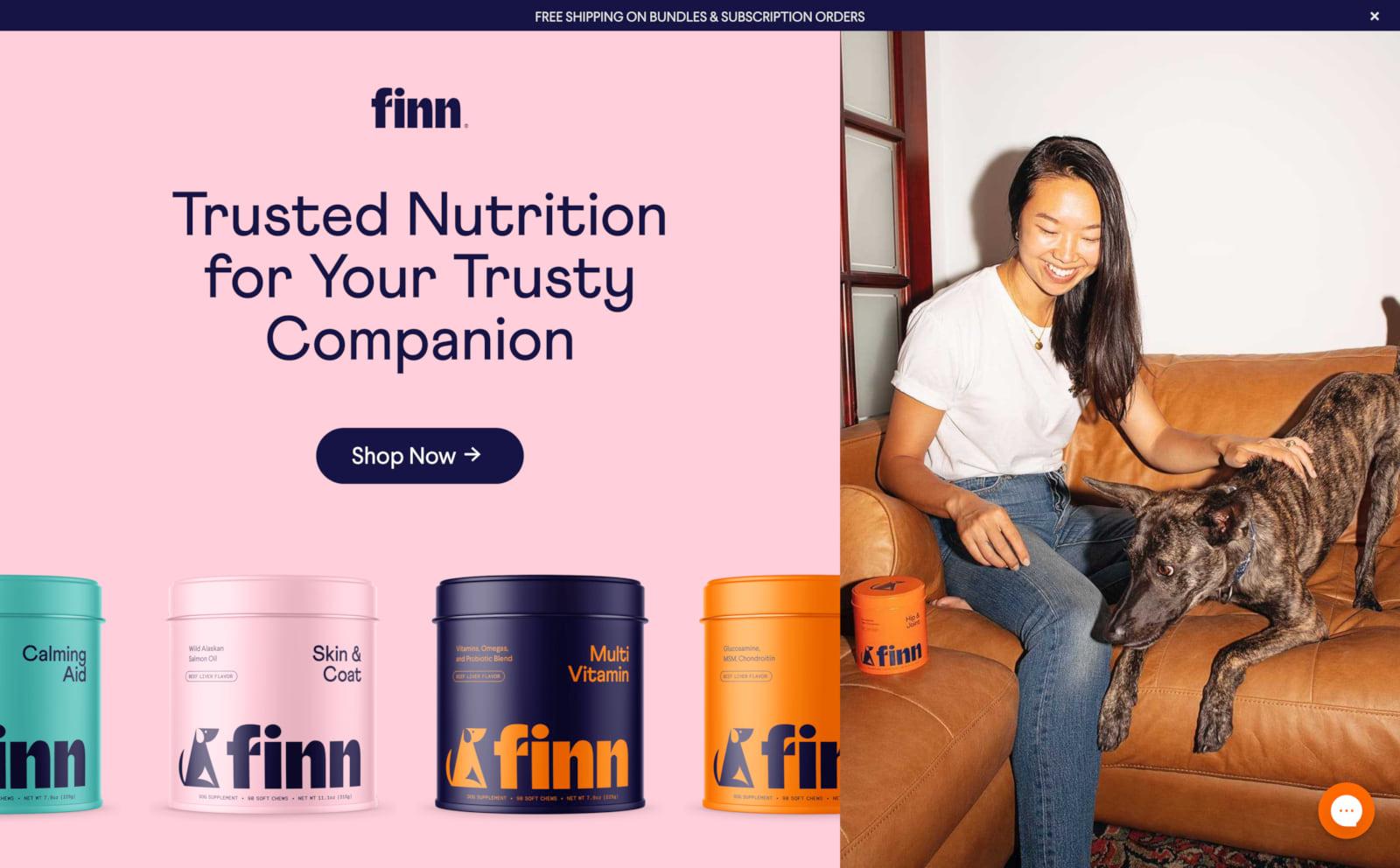 Finn Screenshot Thumbnail