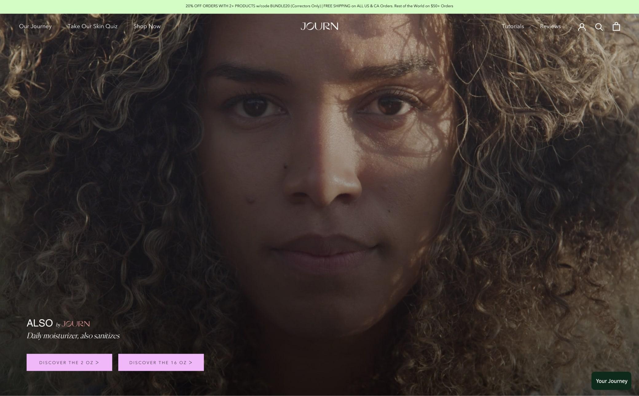 Journ Screenshot Main