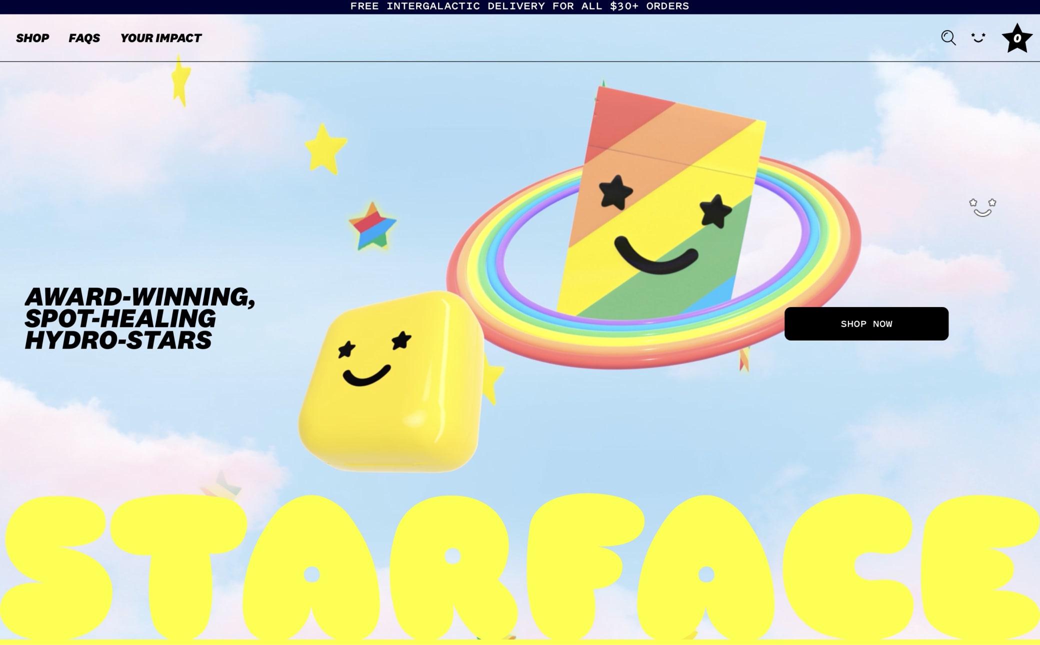 Starface Screenshot Main
