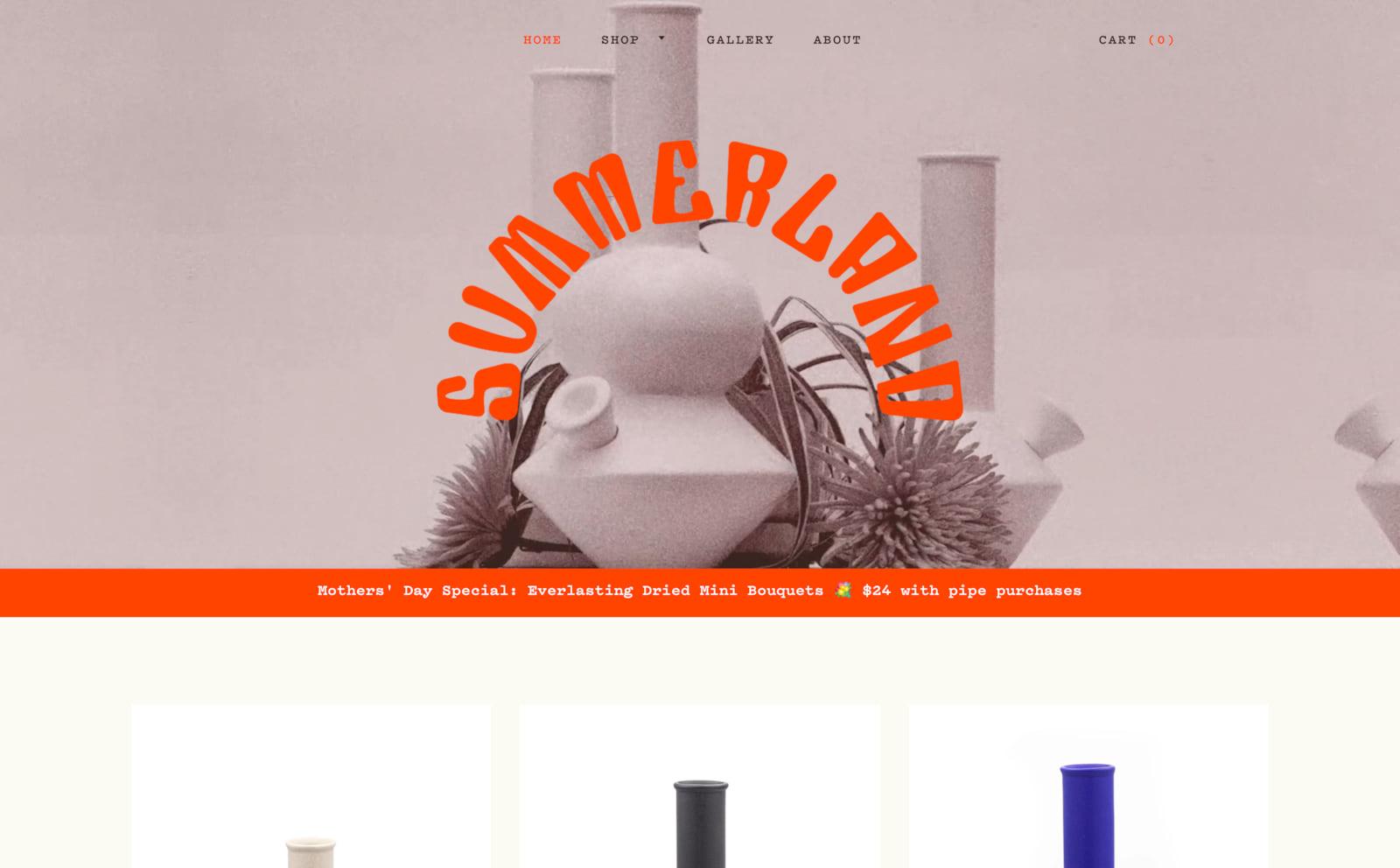 Summerland Screenshot Thumbnail