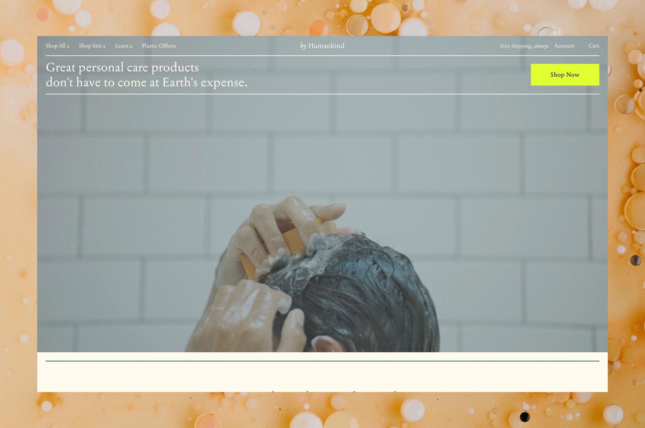 by Humankind Screenshot Main