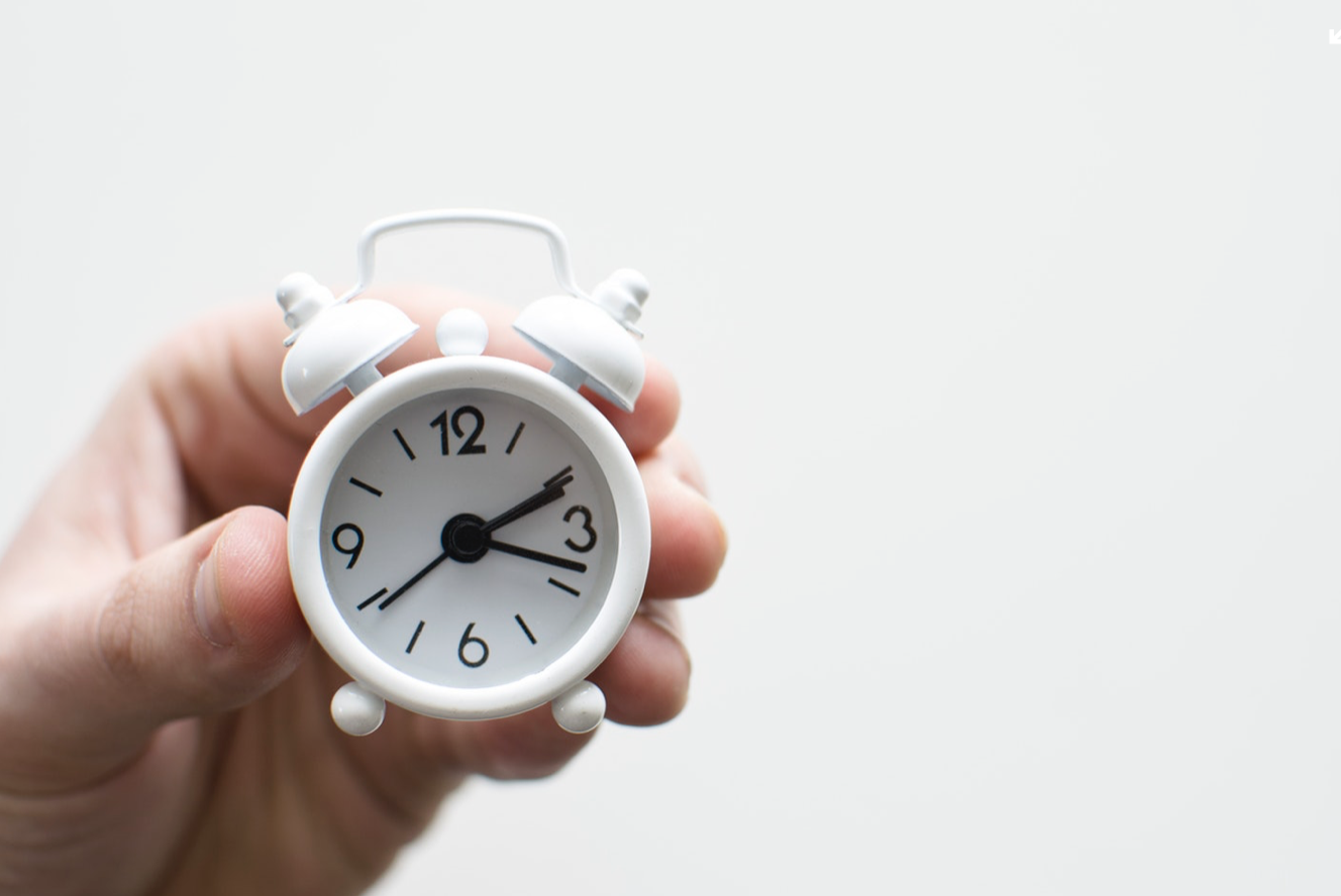 Punctuality is easy to fall behind on. Keep your eyes on the clock to showcase your workplace manners.