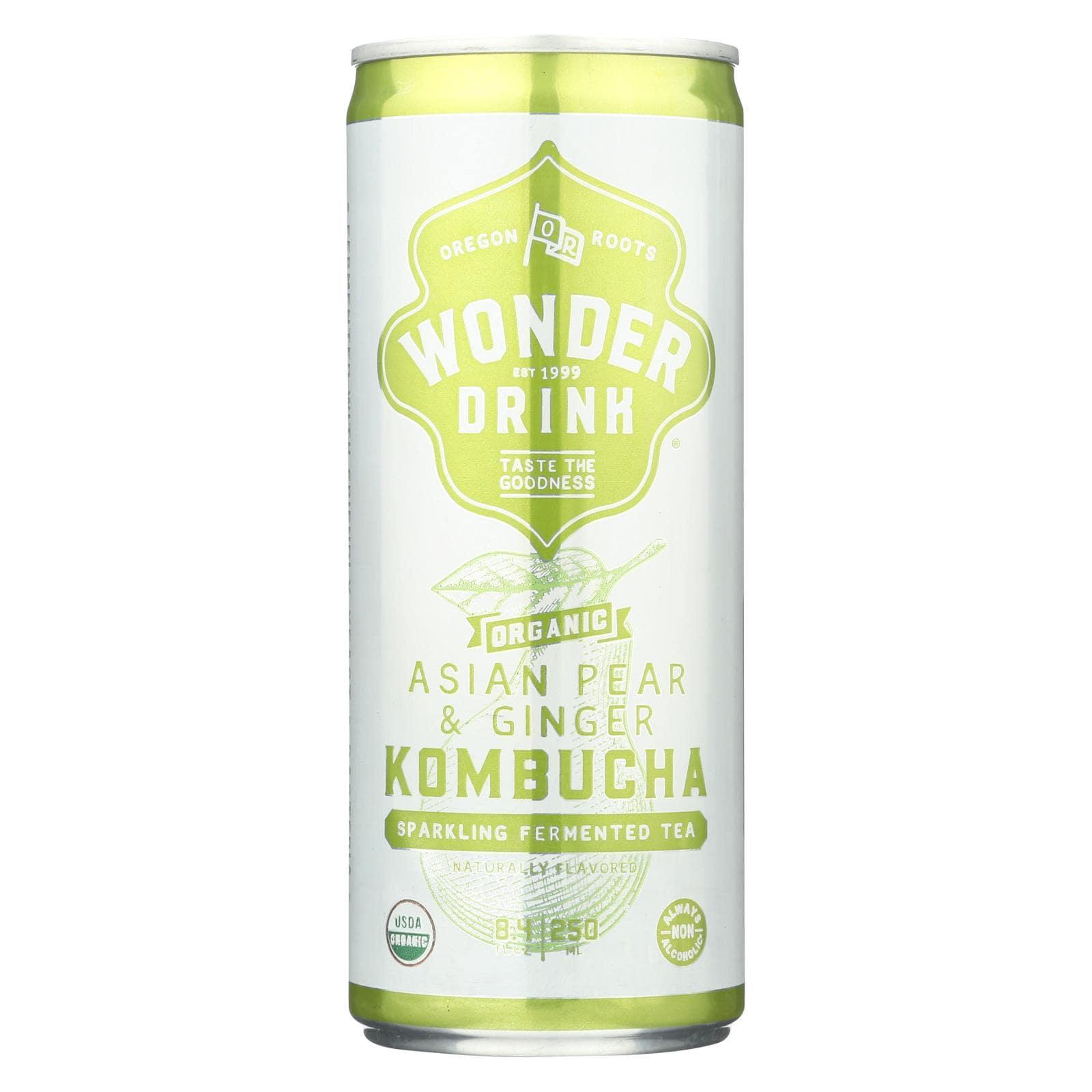Kombucha Wonder Drink