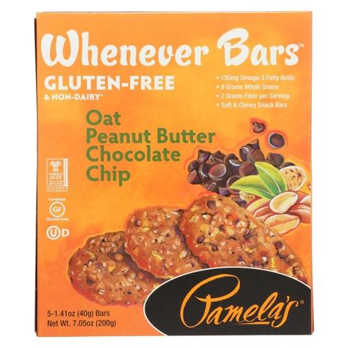 Pamela's Whenever Bars