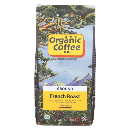The Organic Coffee Co. - Ground Coffee