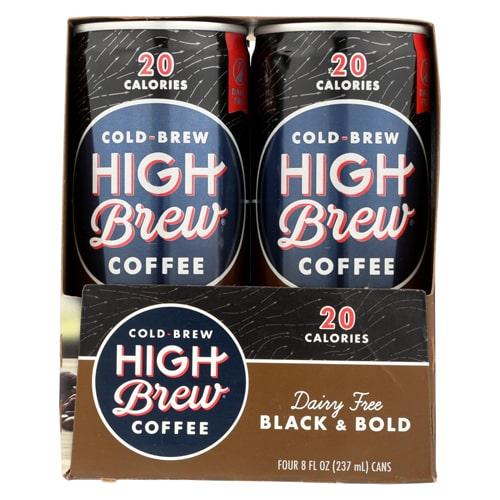 High Brew Coffee - Cold Brew