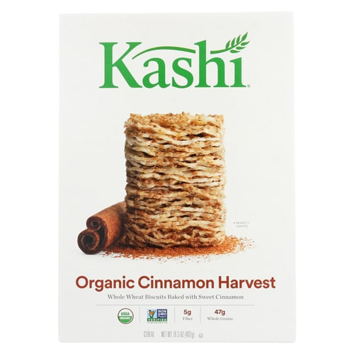 Kashi Whole Wheat Biscuit Cereal