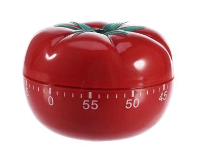 Tomato-shaped timer