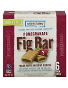Box of Nature's Bakery Pomegranate Fig Bar