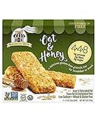Box of Oat & Honey bars by Bakery on Main