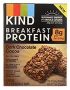 Box of KIND breakfast protein bars for your office snack delivery order