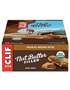 Box of Clif energy bars perfect to include in you order of office snacks delivery