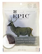 Bag of Epic Bites Original Hunter's Recipe Venison Steak with Beef Jerky
