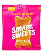 Bag of Smart Sweets Fruity Gummy Bears