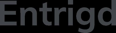 logo entrigd typography