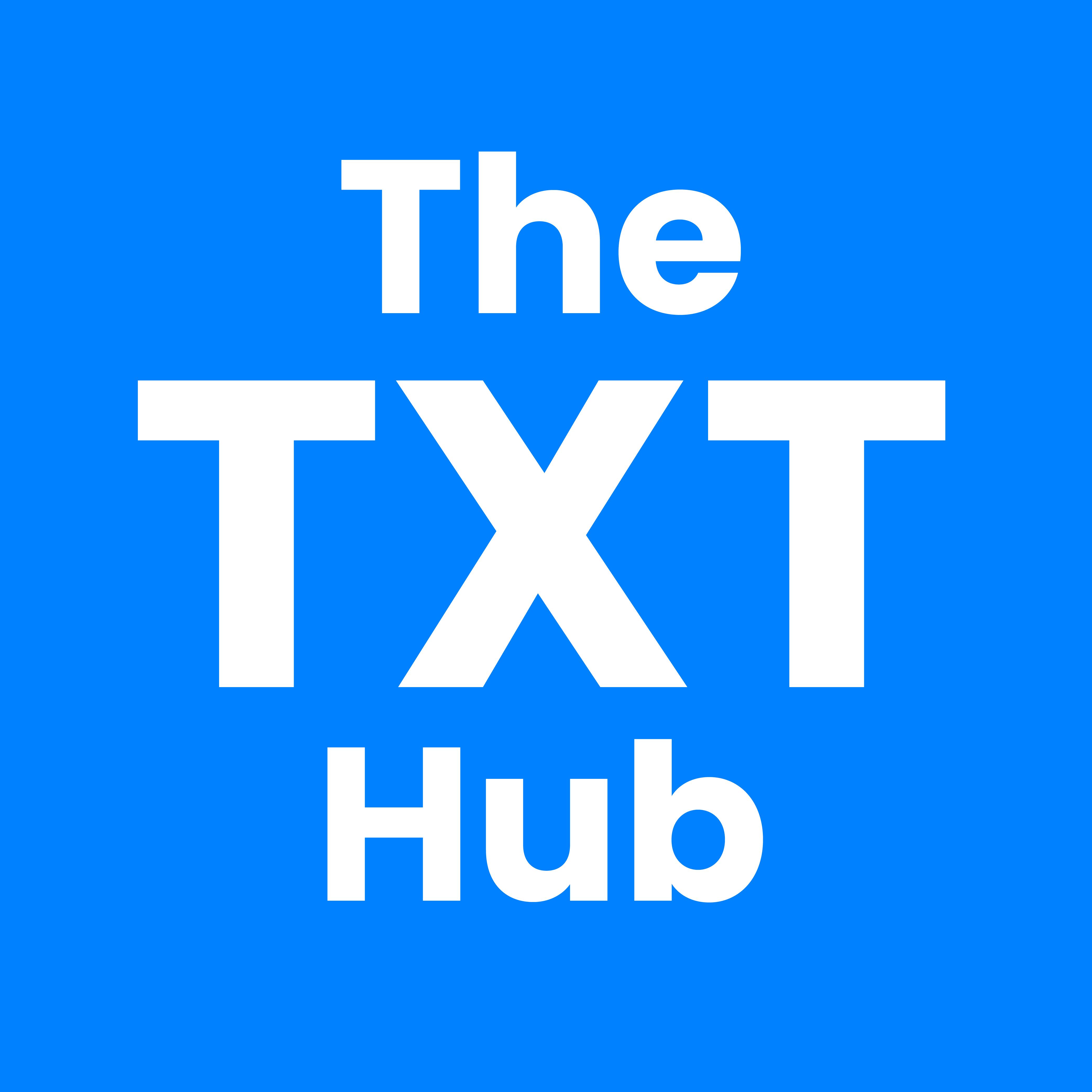 thetxthub square logo