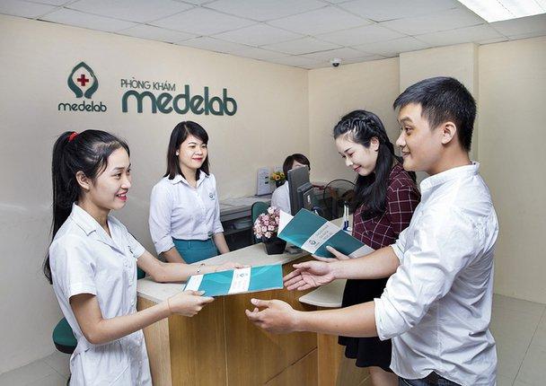Phòng khám Medelab chữa đại tiện ra máu hiệu quả