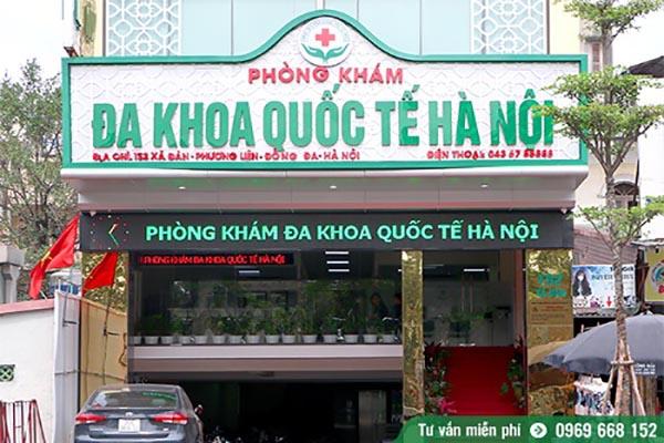 phòng khám phụ khoa Hà Nội