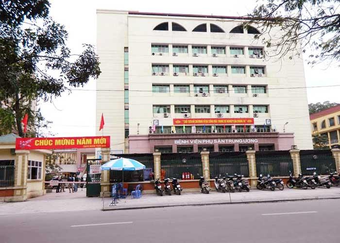 Viện phụ sản trung ương, bệnh viện phụ khoa tuyến đầu Hà Nội