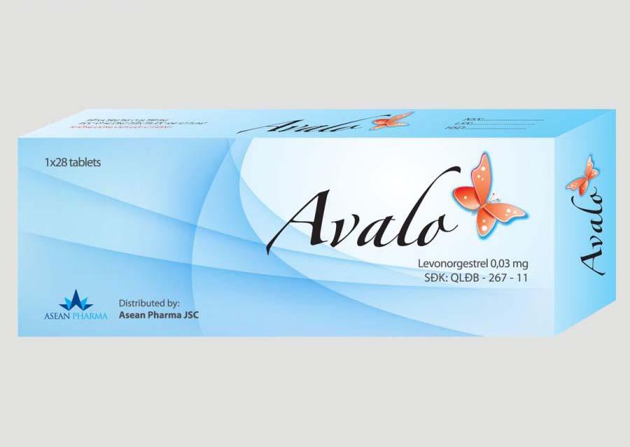 Thuốc tránh thai avalo: thành phần, công dụng, những lưu ý khi dùng