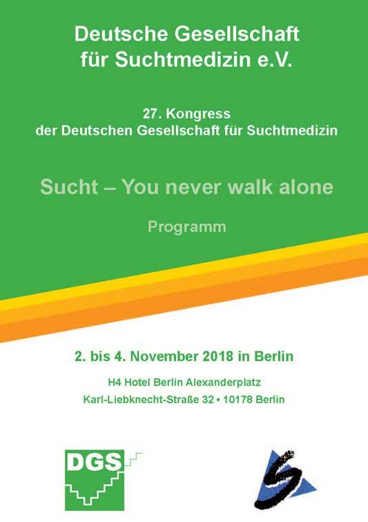 27. Jahreskongress, 2018