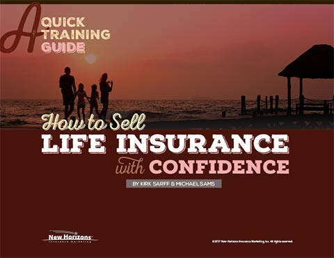 How to Sell Life Insurance with Confidence