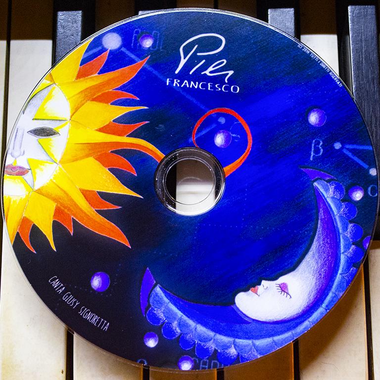 Decorazione CD