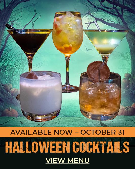 Halloween Cocktails 2021