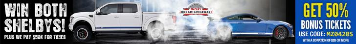Dream Car Giveway - GT500