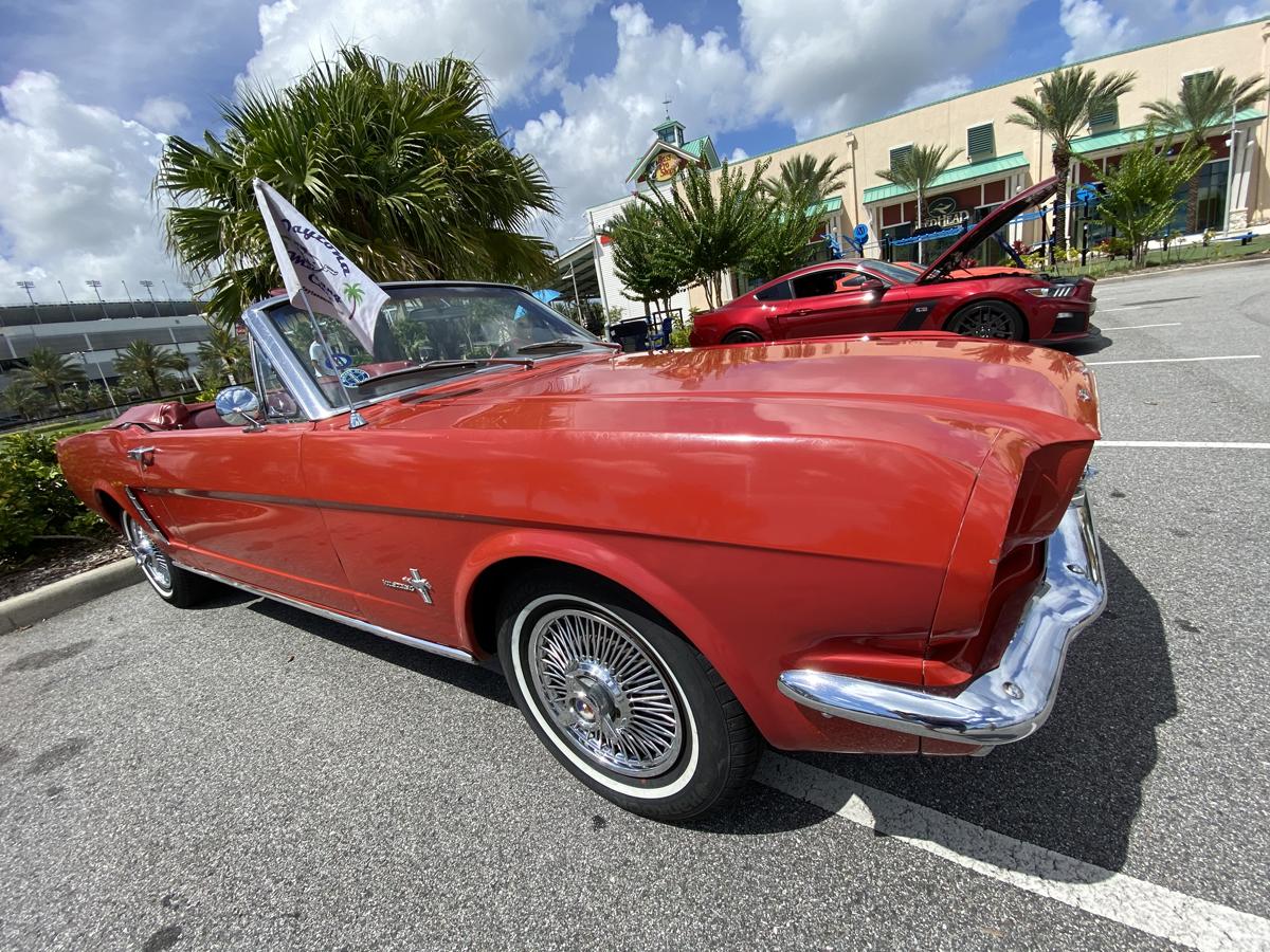 early model Mustang