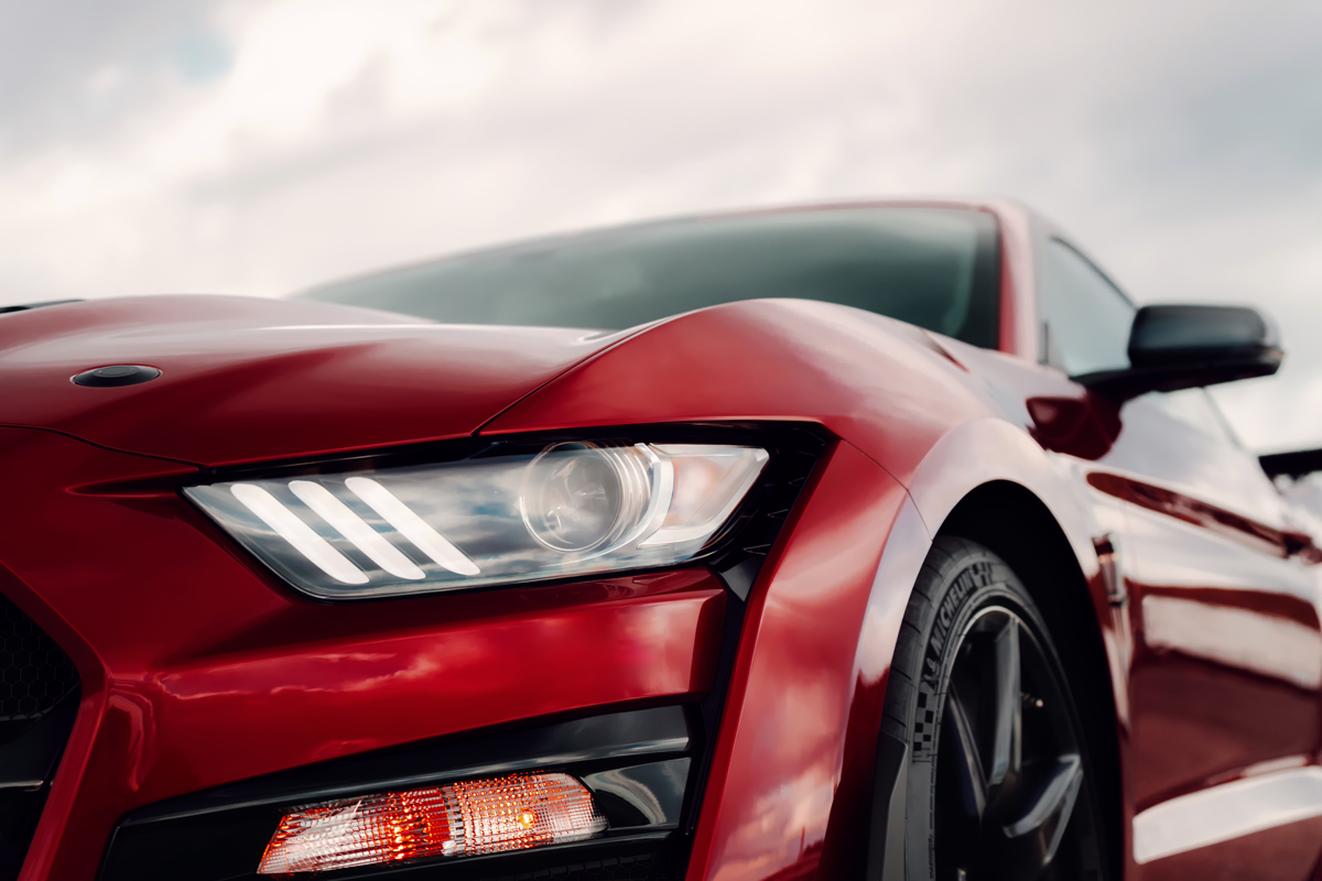 2021 Shelby GT500 detail
