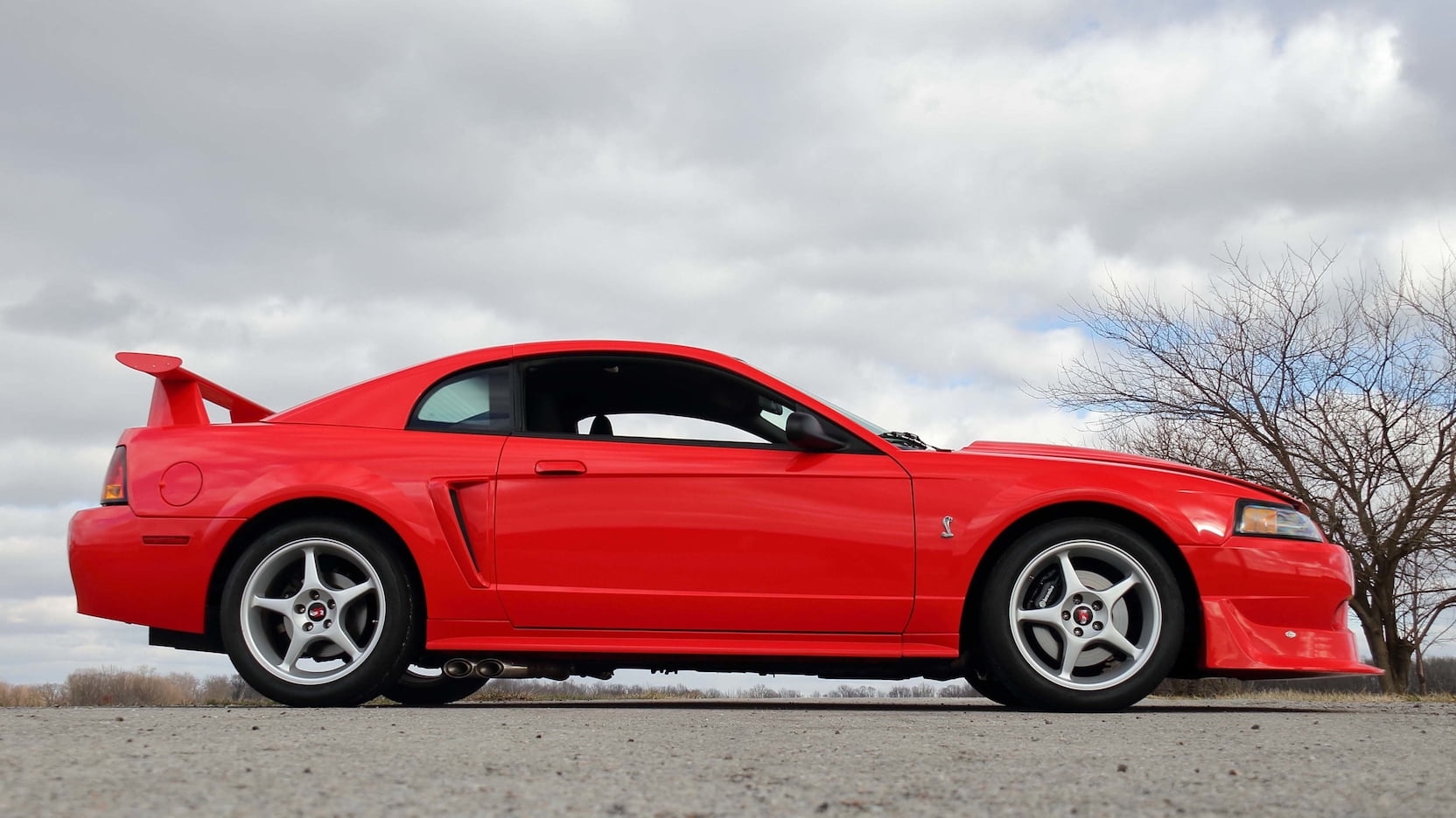 2000 Cobra R side profile