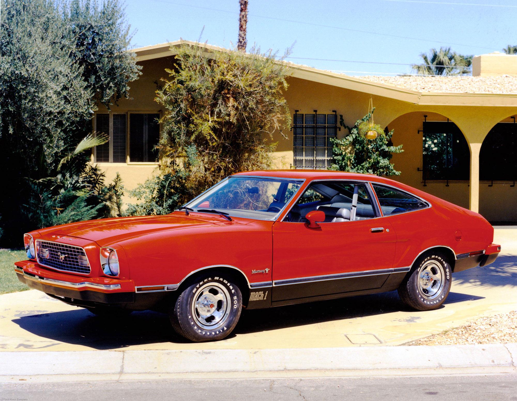 1973 Mustang II Mach 1