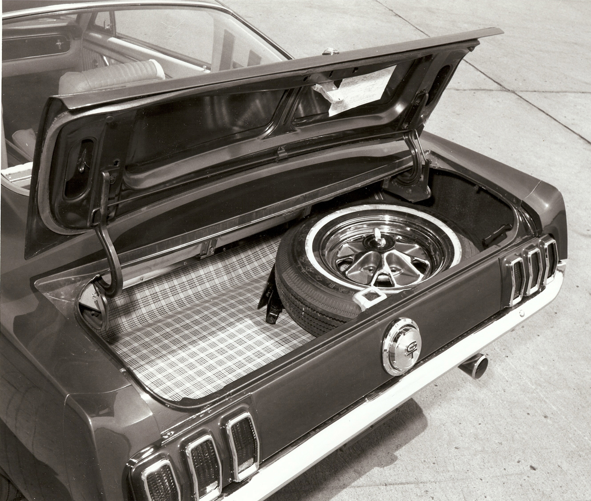 early-production-mustang