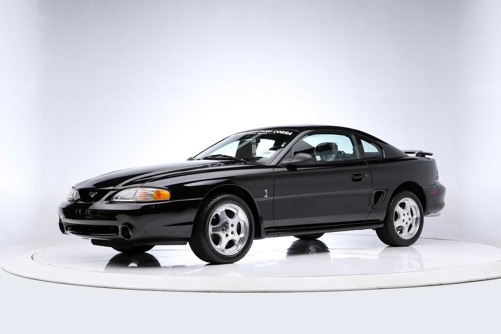 1995 SVT Mustang Cobra