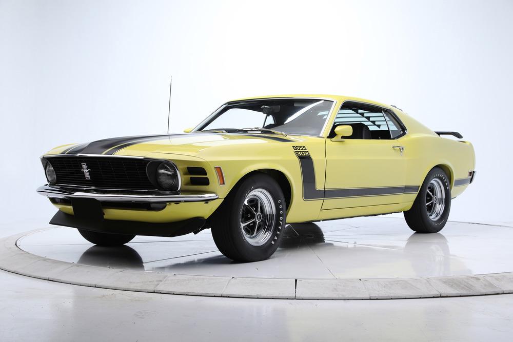 1970 Boss 302