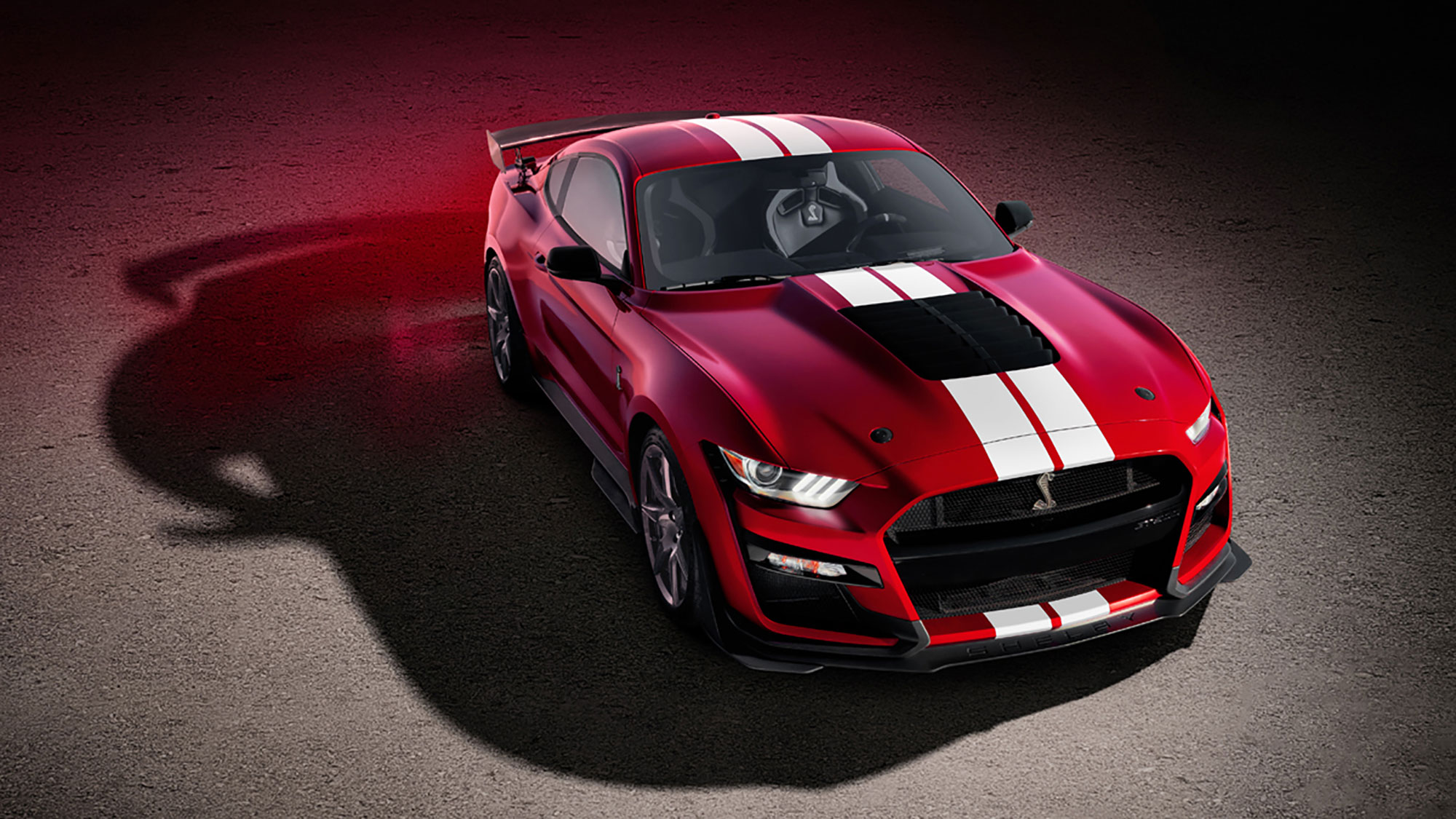 Shelby gt500 giveaway