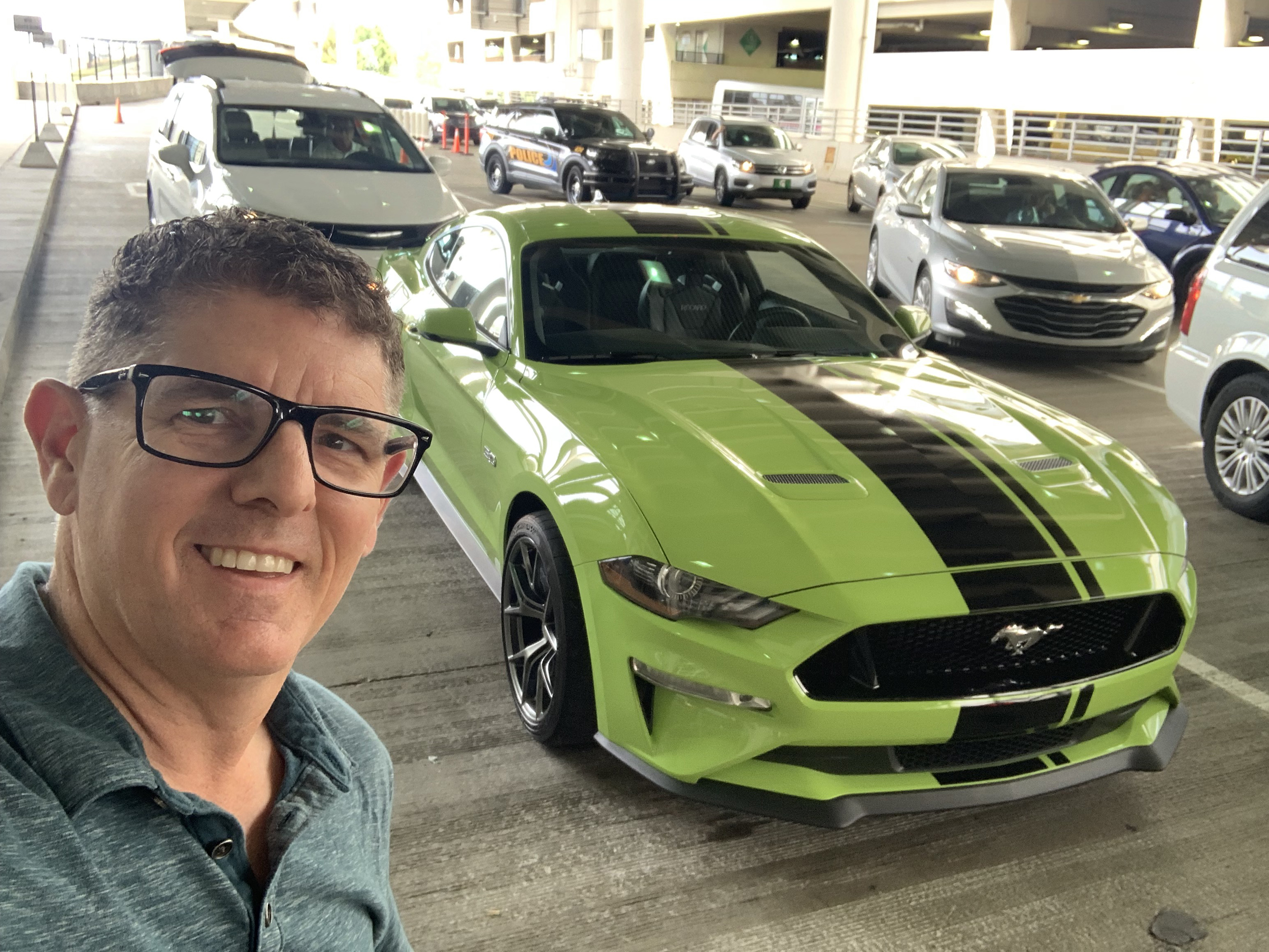 Reven Evan and the GRABBER LIME GOODNESS 2020 Mustang GT PP2 Review