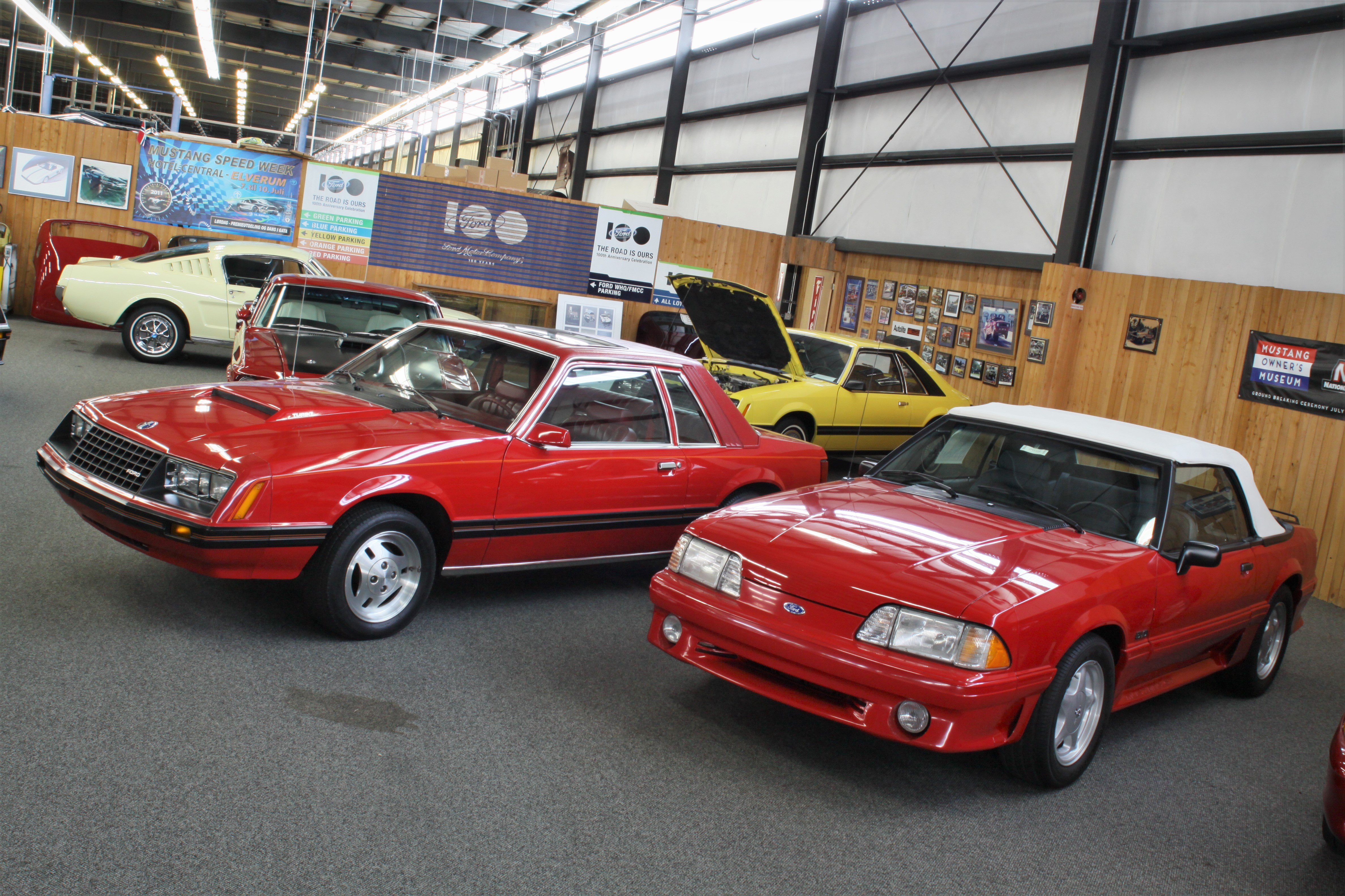 first-and-last-fox-body-mustangs